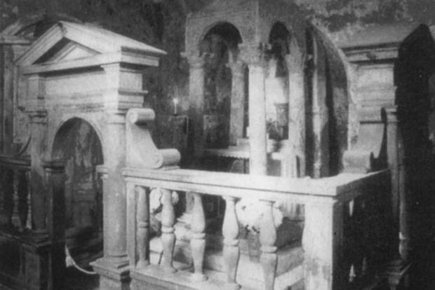L'altare del miracolo eucaristico di Bolsena
