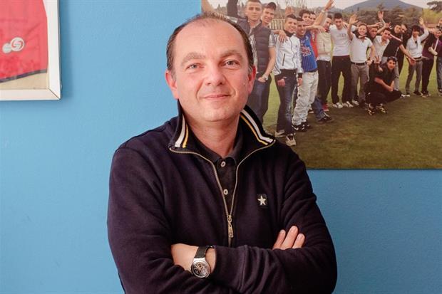 Don Claudio Burgio, fondatore della comunità Kayrós e cappellano al carcere minorile «Beccaria»