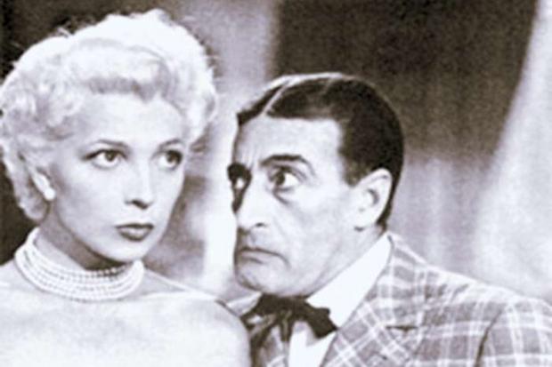 Isa Barzizza in uno degli 11 film girati con Totò