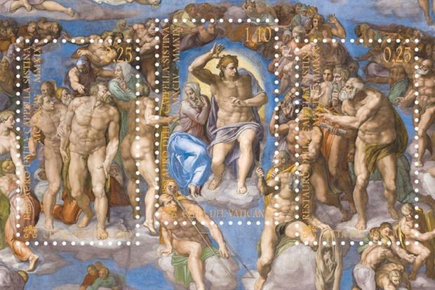Il restauro della Cappella Sistina