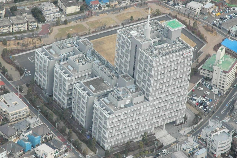 A Tokyo il centro ricerche dell'Nhk, la tv di Stato giapponese