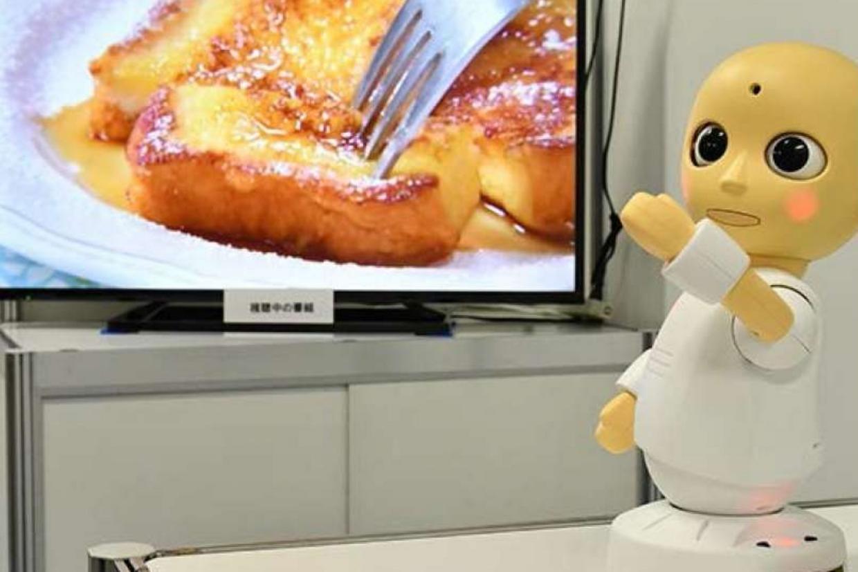 Il robot che commenta i programmi tv