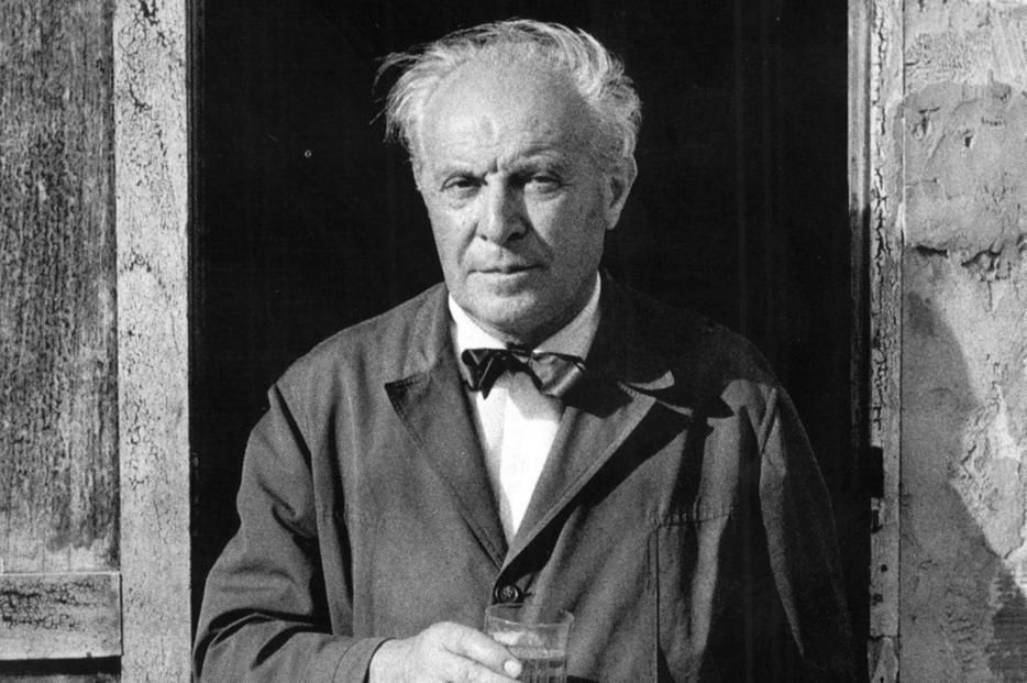 L'architetto Gio Ponti (1891-1979)