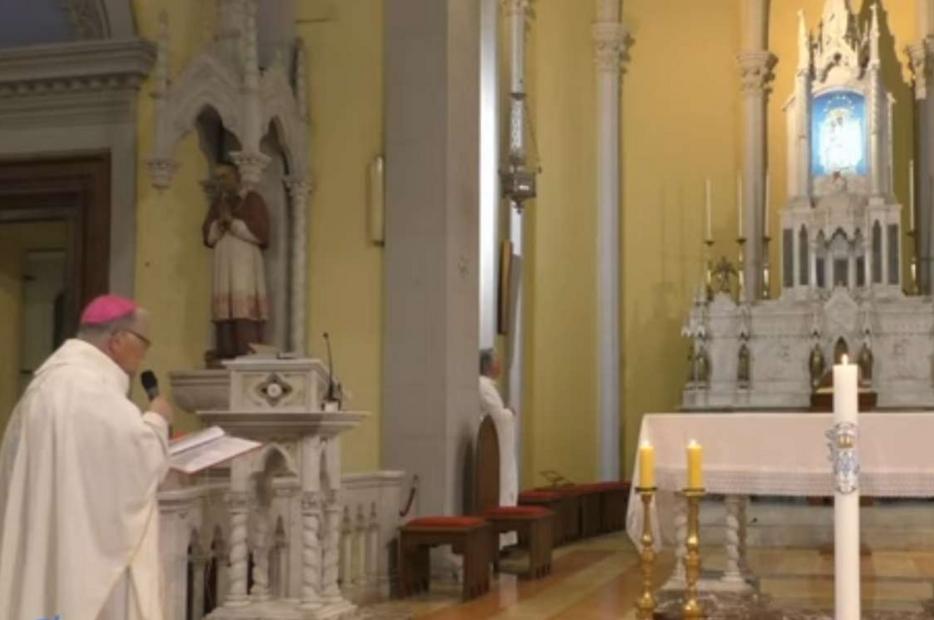 A Messina l'affidamento alla Madonna delle Lettere