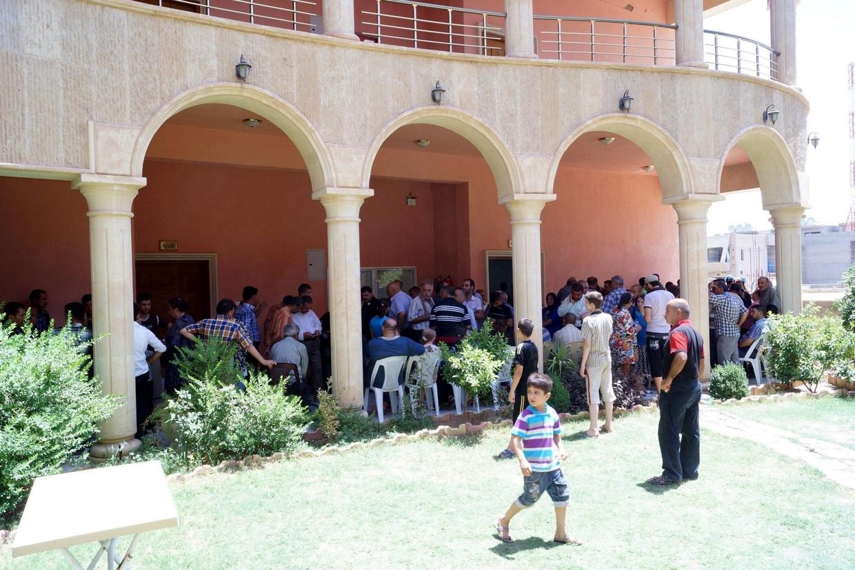 L'esodo dei cristiani dalla piana di Ninive dopo un attacco del Daesh nel 2014