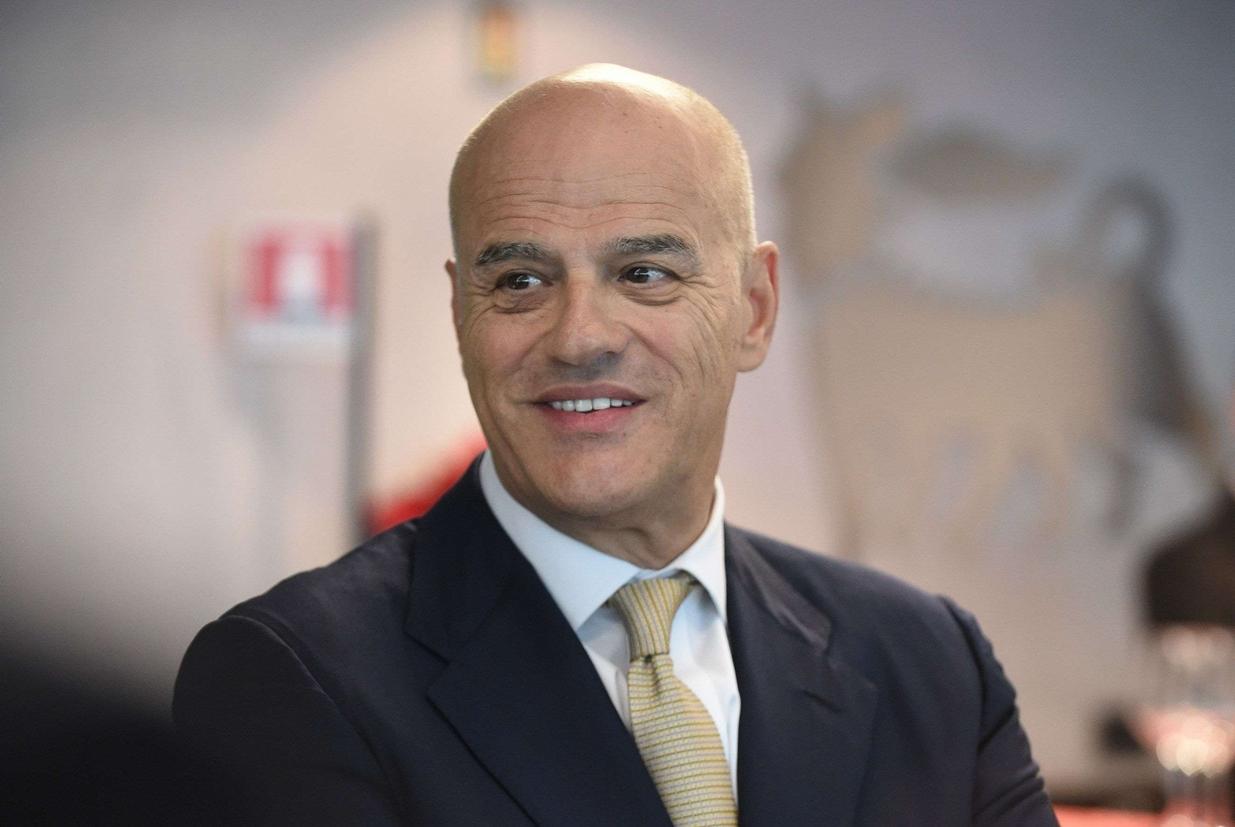 Claudio Descalzi, amministratore delegato di Eni