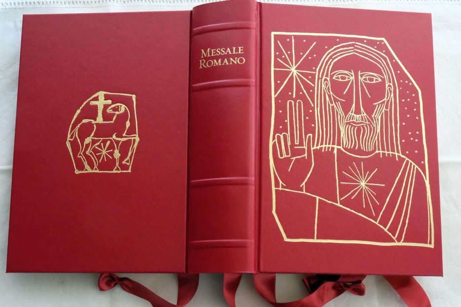 Il nuovo Messale Romano in italiano curato dalla Cei