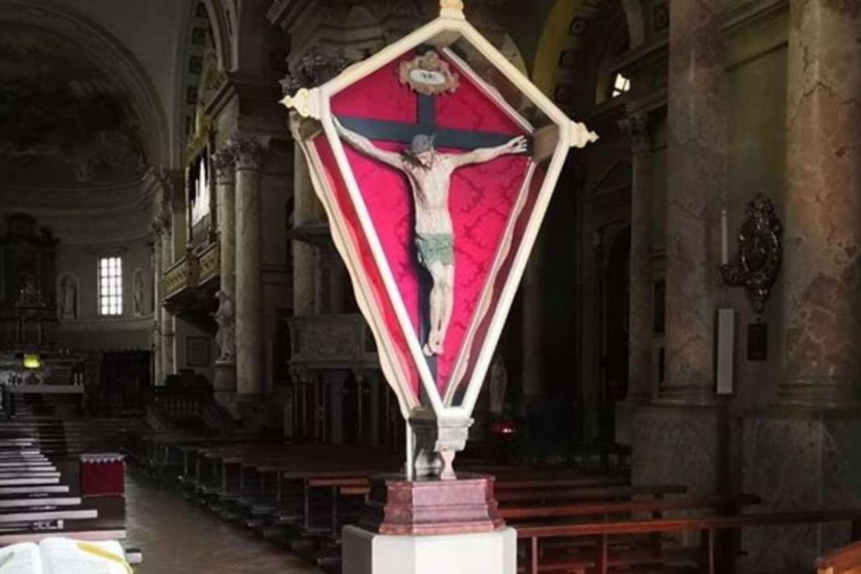 Il crocifisso miracolo di Casalmaggiore nella diocesi di Cremona