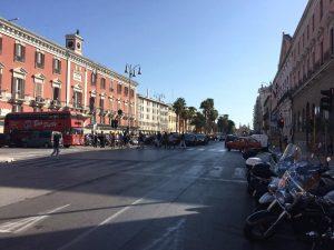 Corso Vittorio Emanuele II a Bari