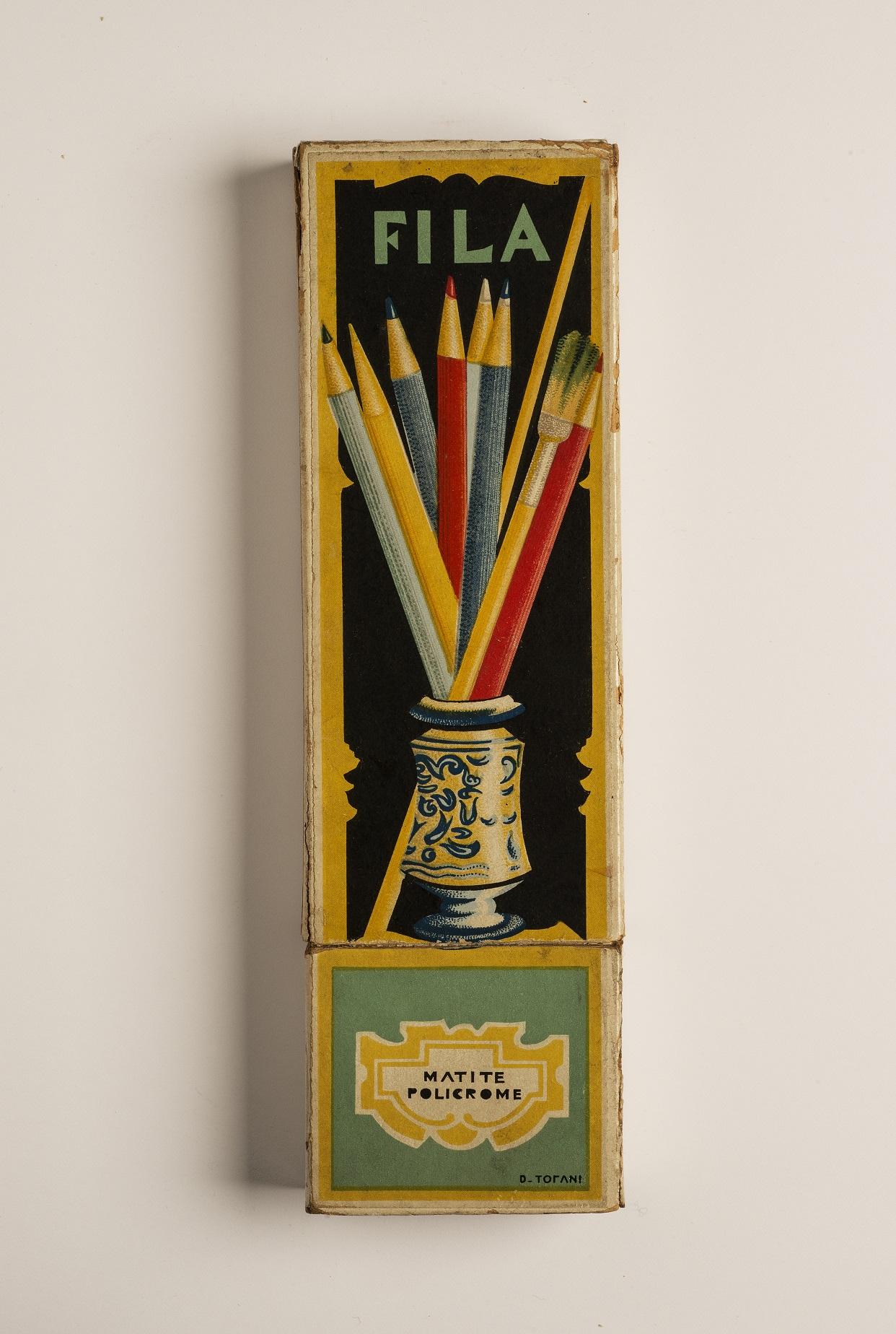 Le matite Tiziano, anni 40