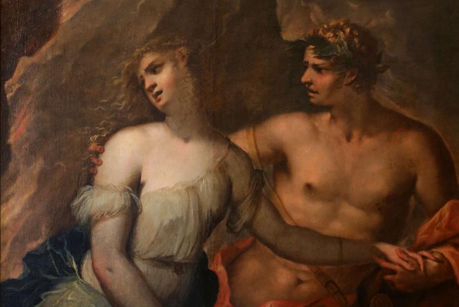 "Federico Cervelli, ""Orfeo ed Euridice"""