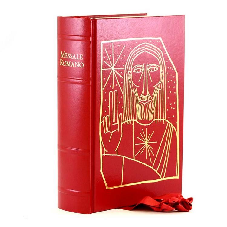 Il volume del nuovo Messale Romano
