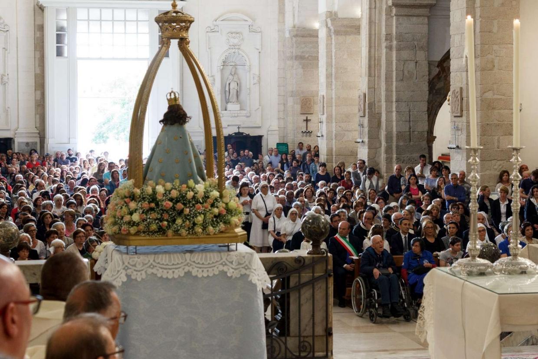 Una passata edizione della festa del Voto alla Madonna delle Grazie a Sassari