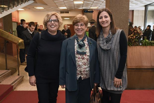 Concetta Castilletti, Maria Rosaria Capobianchi e Francesca Colavita, le tre ricercatrici dello Spallanzani che hanno isolato il corona virus