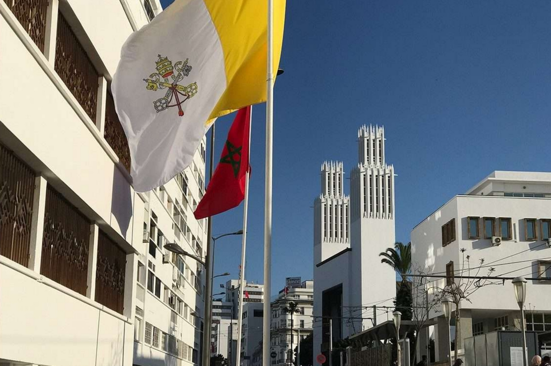La Cattedrale di Rabat in Marocco