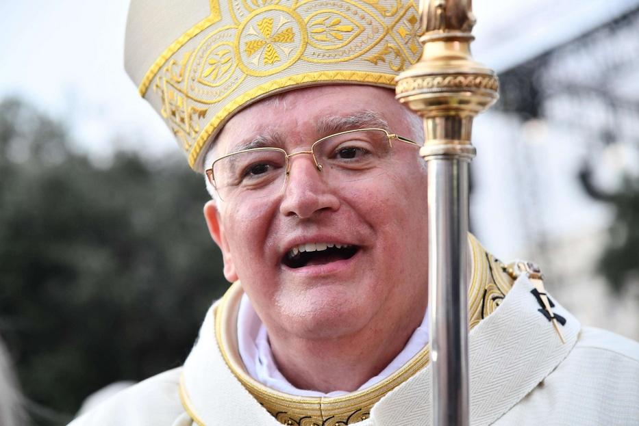 Il nuovo arcivescovo di Genova, Marco Tasca