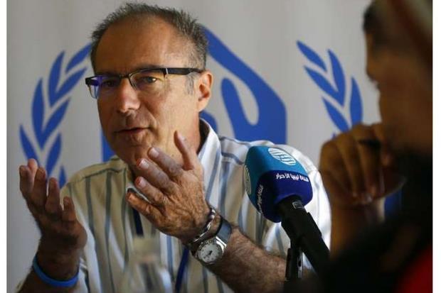 Jean Paul Cavalieri: «Rimane allarmante la situazione dei profughi nelle zone urbane, con persone che pagano le guardie per accedere ai centri di detenzione»
