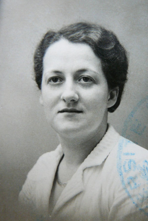 L'etnologa Germaine Tillion nel 1934