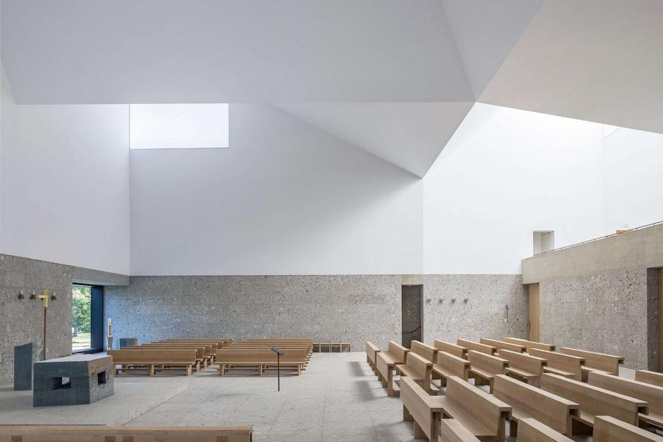 L'aula liturgica