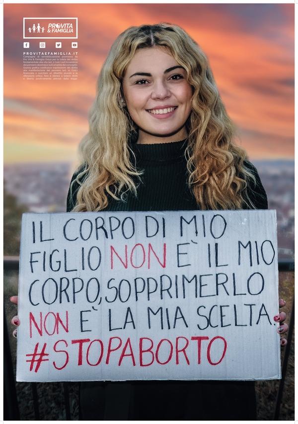 Il manifesto censurato a Reggia Calabria