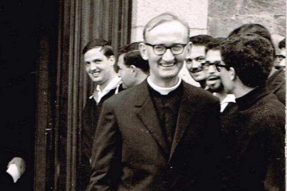 Il prete fiorentino don Giovanni Cavini