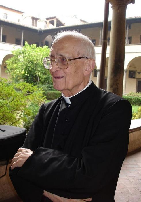 Il prete fiorentino don Angiolo Livi