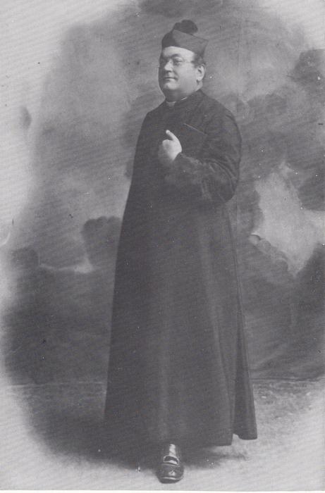 Il prete romagnolo don Antonio Tabanelli