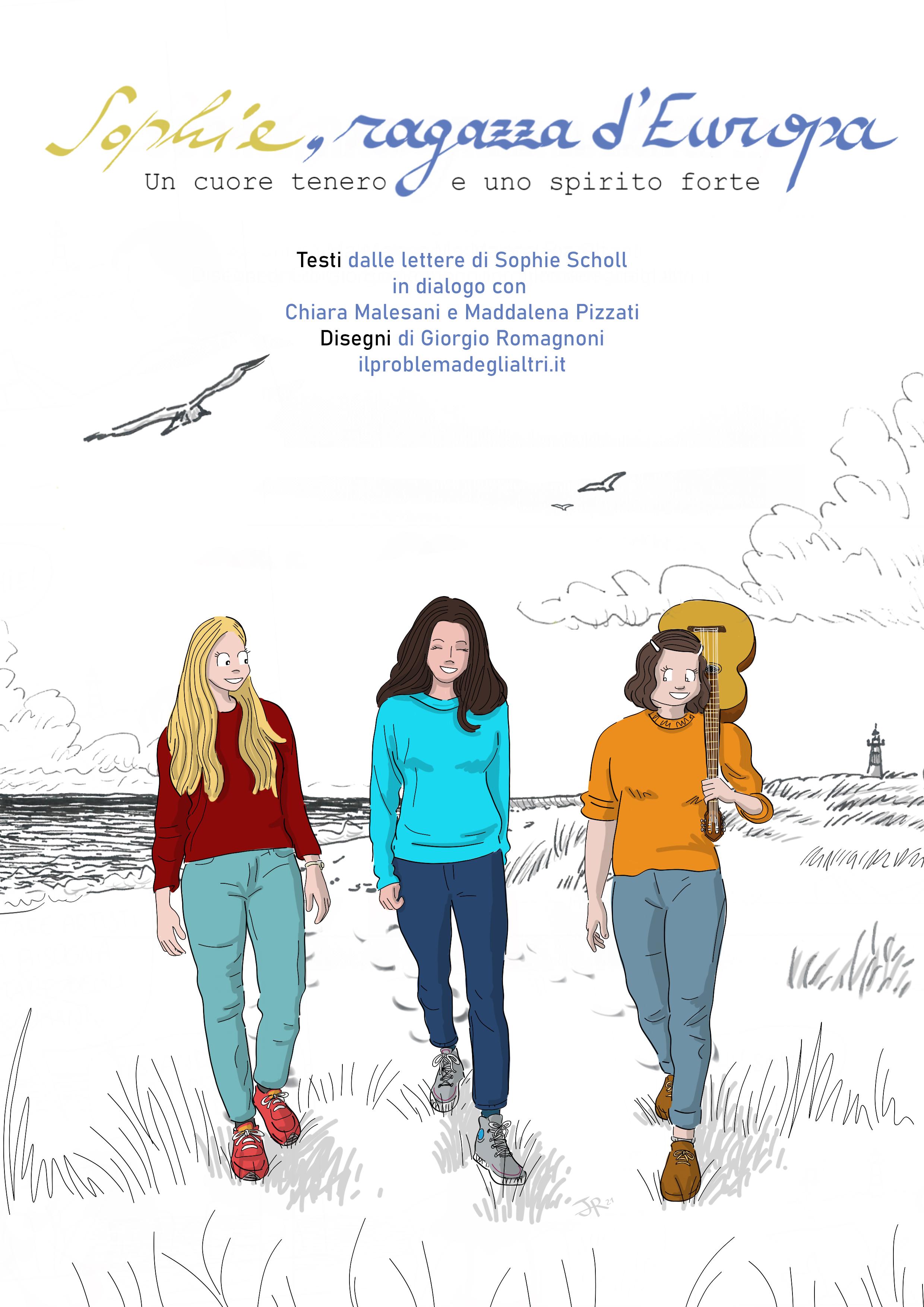 La copertina della grafic novel