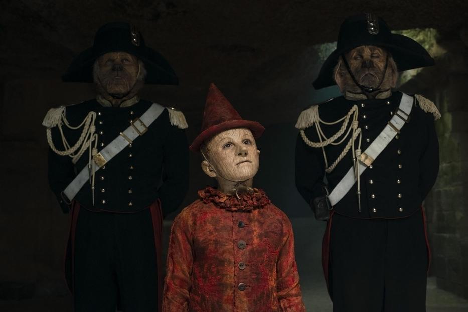Una scena del film 'Pinocchio' di Matteo Garrone