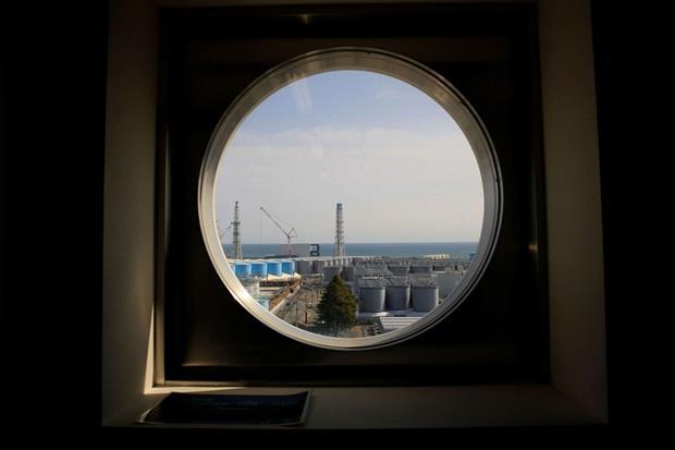 L'impianto di Fukushima dove si scatenò l'esplosione atomica