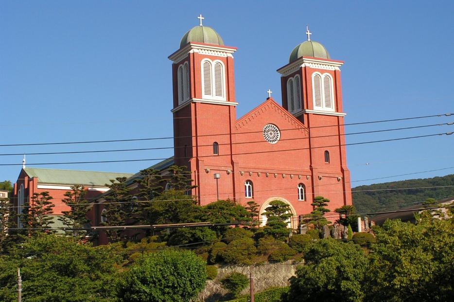 La Cattedrale di Urakami, a Nagasaki