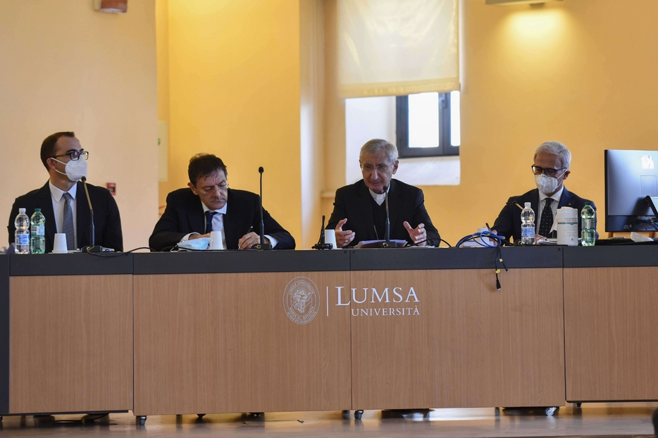 La conferenza stampa di presentazione alla Lumsa