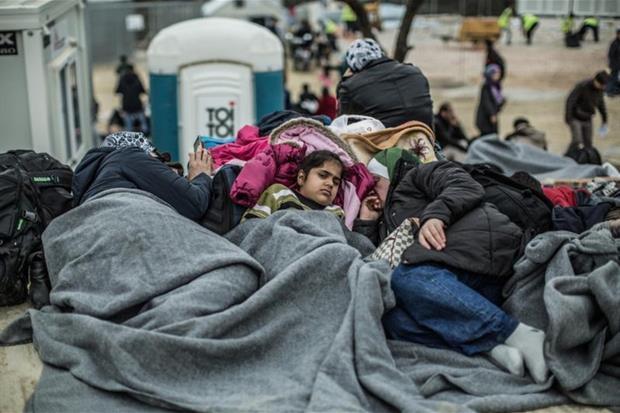 Prigionieri delle tende in condizioni disumane