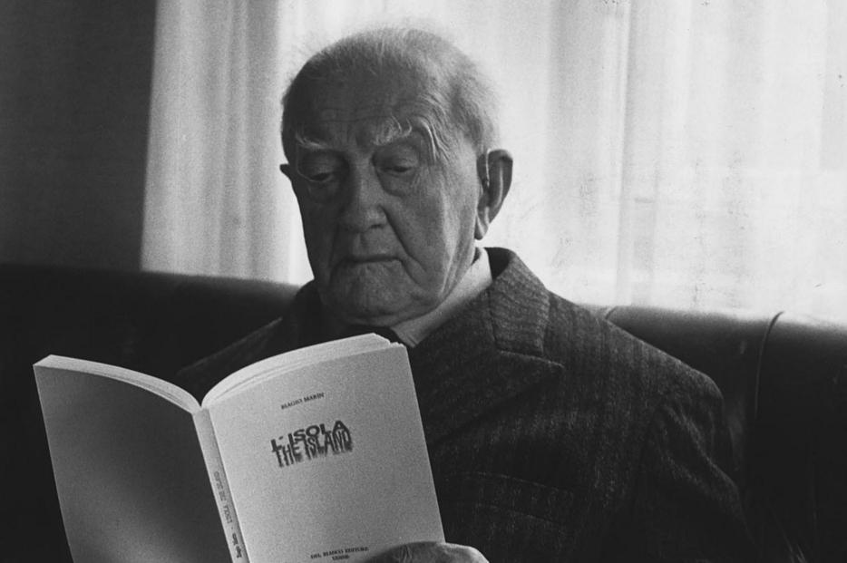 Biagio Marin (Grado, 1891–1985)