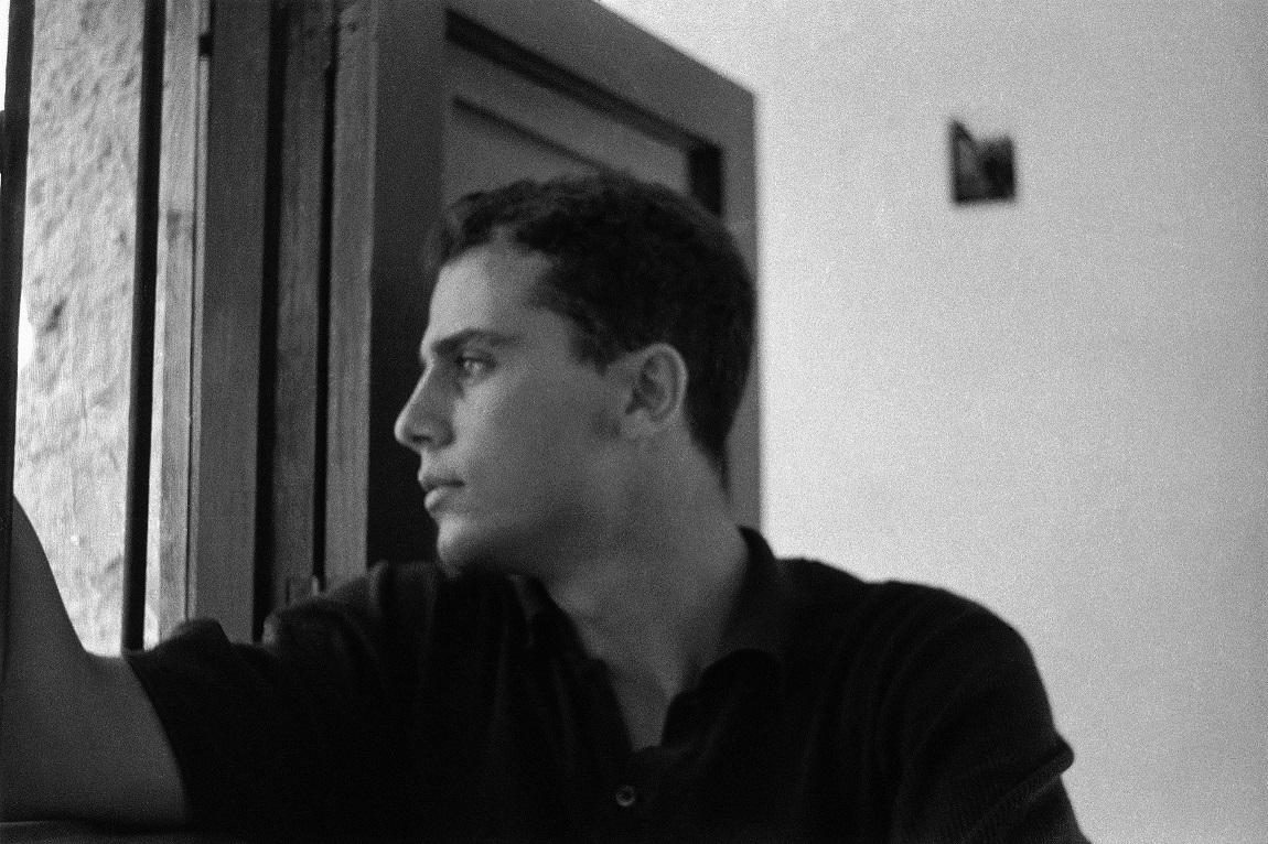 Autoritratto, Bagheria, 1960