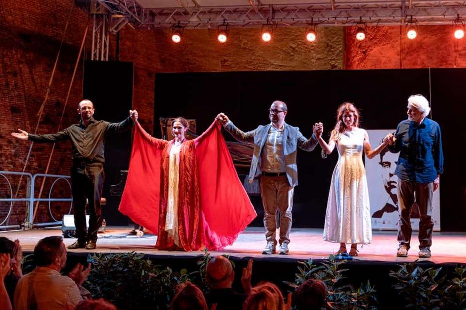 L'inaugurazione del Festival Mascagni a Livorno con Michele Placido