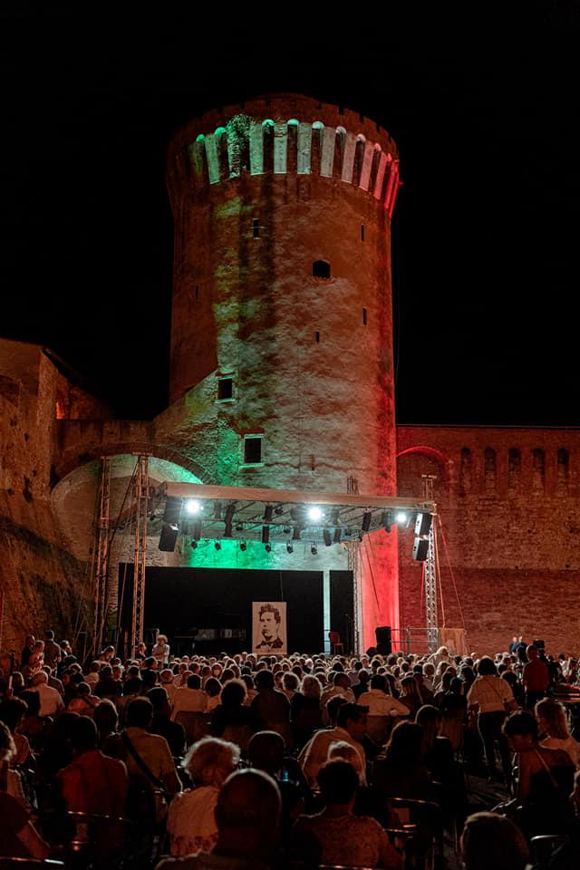 L'inaugurazione del Festival Mascagni con Michele Placido nella Fortezza Vecchia di Livorno