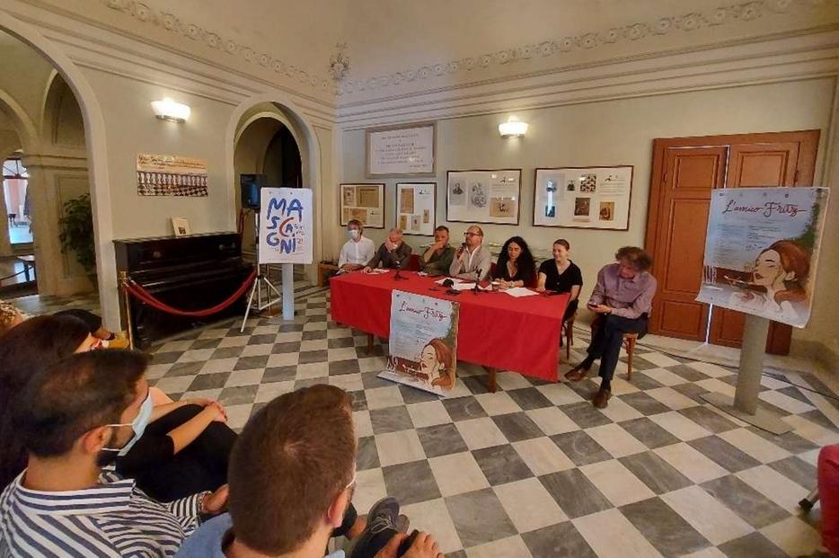 La presentazione dell''Amico Fritz' nel cartellone del Festival Mascagni a Livorno