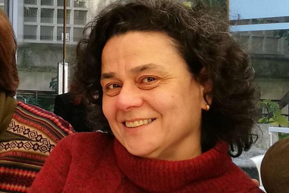 La biblista e teologa Teresa Bartolomei