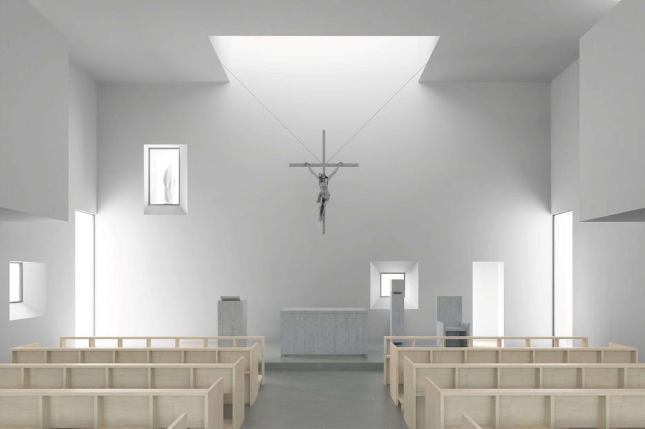 Lorenzo Del Mastio, Una cella modellata dalla luce. La nuova cappella della beata Vergine Maria Immacolata del Galluzzo, a Galluzzo, Firenze
