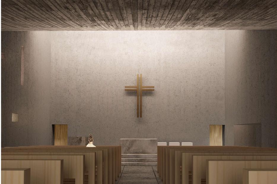 Federica Frino, La nuova chiesa di San Tommaso a Pontedera, Pisa