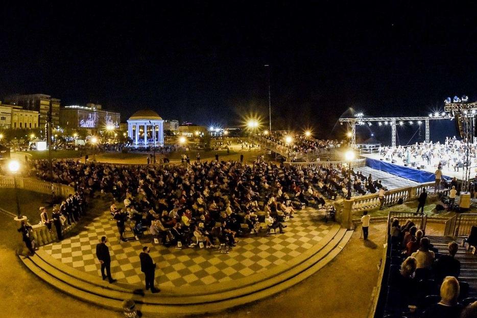 La scorsa edizione del Festival Mascagni a Livorno
