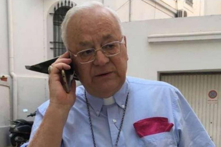 L'arcivescovo di Tunisi, Ilario Antoniazzi