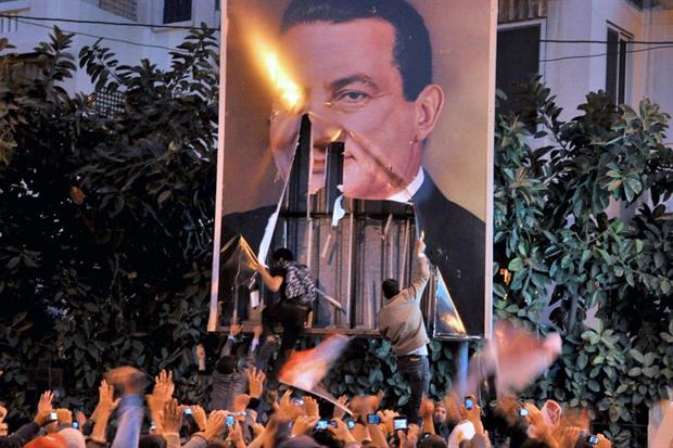 Le proteste del gennaio 2011