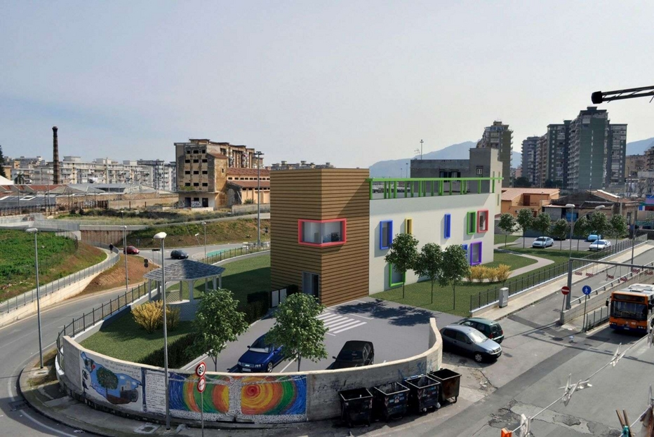 Il progetto dell'asilo nido sognato da padre Puglisi per il quartiere Brancaccio di Palermo