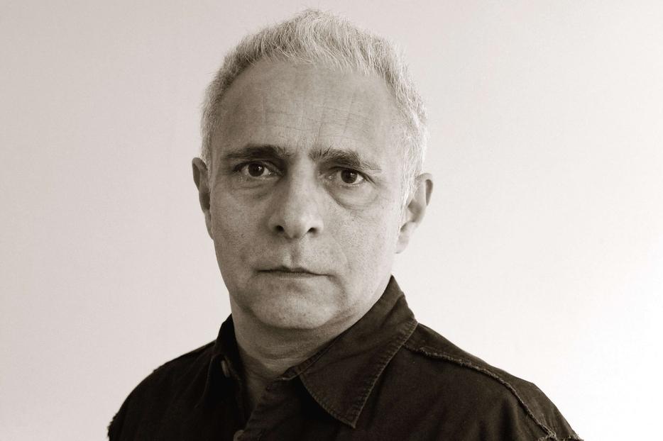 Lo scrittore Hanif Kureishi