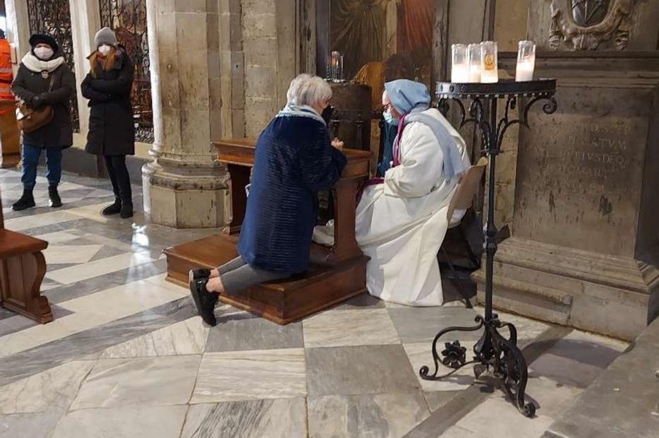 Dai vescovi l'invito ad accostarsi al sacramento della Riconciliazione
