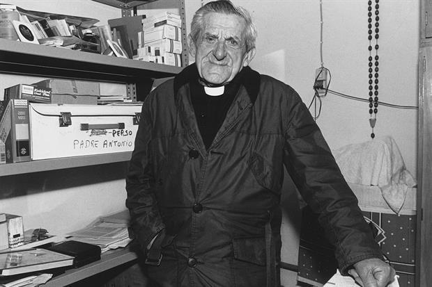 Anton Luli, gesuita albanese