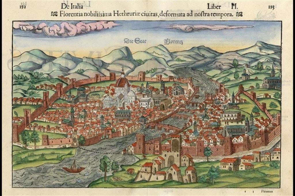 Il rinascimento a teatro firenze che spettacolo for Firenze medievale