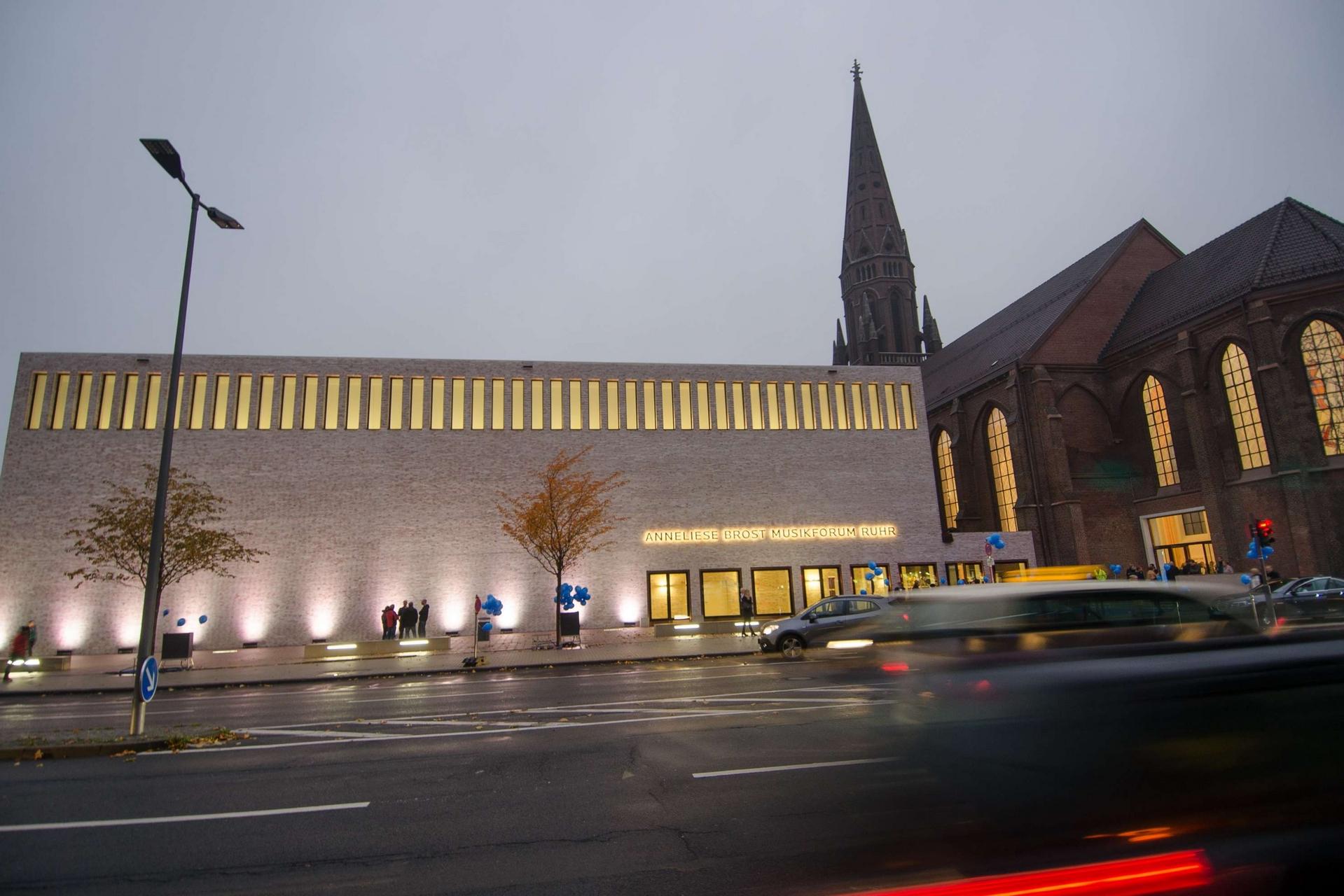 Musikzentrum Hannover Kapazität
